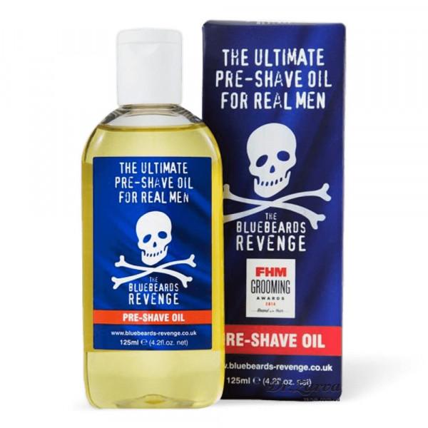 Масло до бритья The Bluebeards Revenge Pre-Shave Oil 125 мл