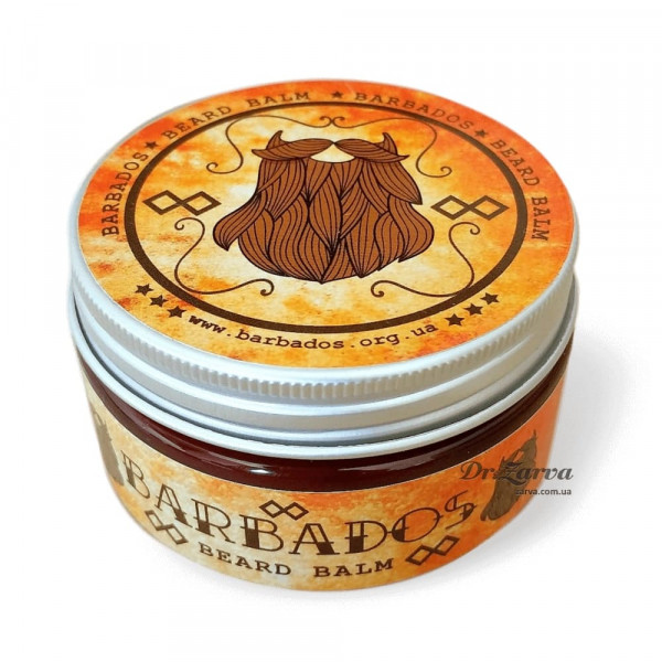 Бальзам для бороды Barbados Beard Balm ORANGE 50 мл