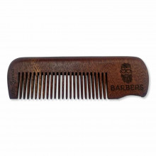 Гребень для бороды Barbers BEARD COMB