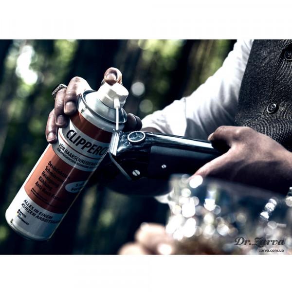 Аэрозоль для смазки и дезинфекции машинок Hygiene cleaner Clippercide 5 in 1 500 мл
