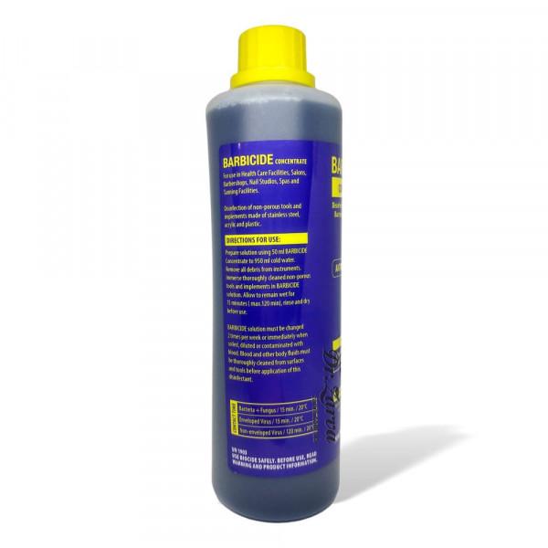 Концентрат для дезинфекции инструментов BARBICIDE CONCENTRATE Anti Rust Formula 500 мл