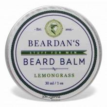 Бальзам для бороды Beardan's LEMONGRASS 30 мл
