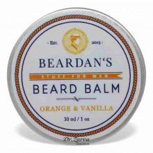 Бальзам для бороды Beardan's ORANGE & VANILLA 30 мл
