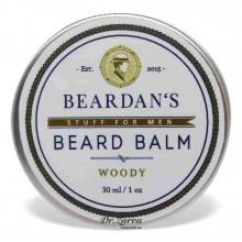 Бальзам для бороды Beardan's WOODY 30 мл