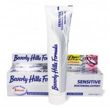 Зубная паста Beverly Hills Formula SENSITIVE WHITENING Toothpaste 125 мл