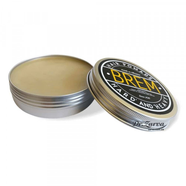 Бриолин для укладки волос Brem HARD-n-HEAVY 100 мл
