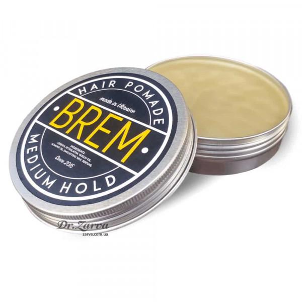Бріолін для укладання волосся Brem MEDIUM Hold 100 мл