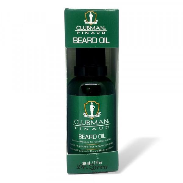Масло для бороды Clubman Pinaud BEARD OIL 30 мл