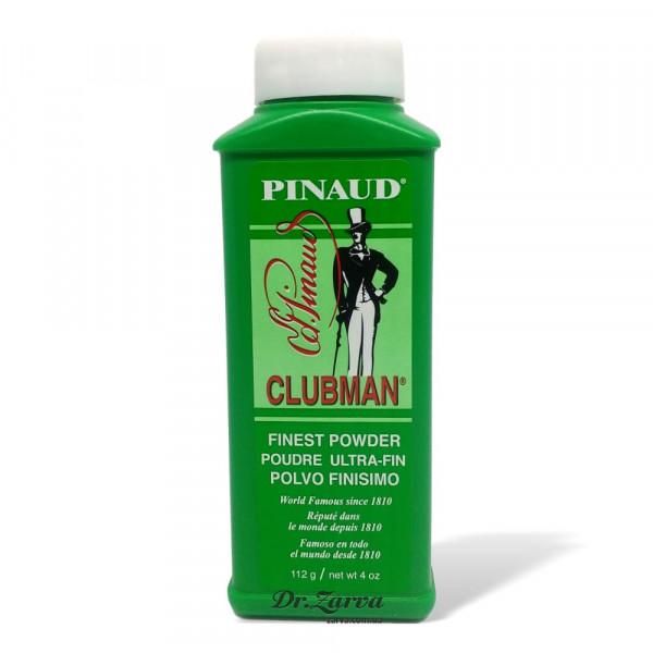 Пудра (тальк) для тіла та обличчя Clubman Pinaud FINEST POWDER ULTRA-FIN 112 г
