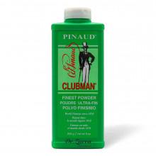 Пудра (Тальк) для тіла універсальний нейтральний Clubman Pinaud FINEST POWDER 255 г