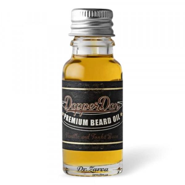 Масло для бороды Dapper Dan PREMIUM Beard Oil 15 мл