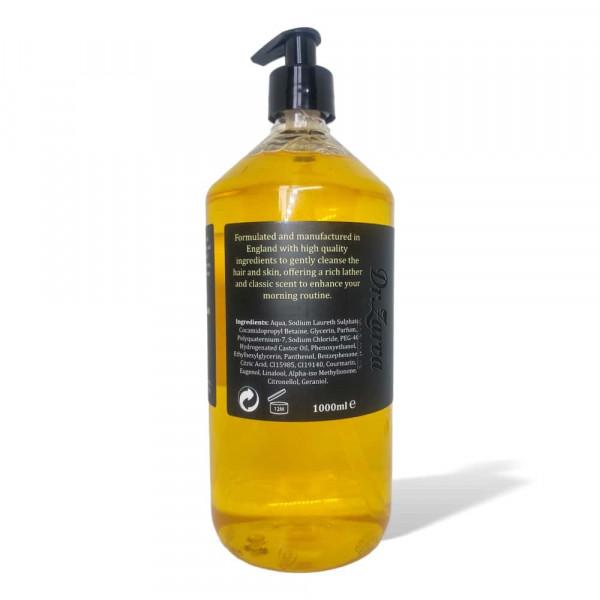 Шампунь Dapper Dan Hair & Body Shampoo 1000 мл