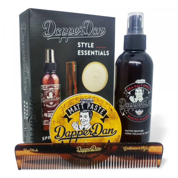 Набор для укладки волос Dapper Dan STYLE ESSENTIALS GIFT SET