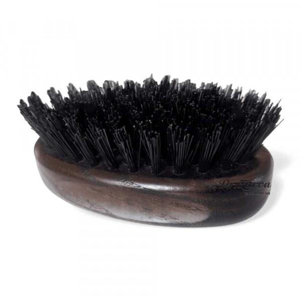 Щітка для бороди і вусів Dear Beard Military Brush ДОРОЖНЯ