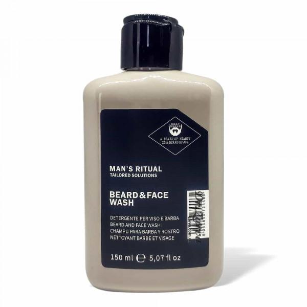 Средство для умывания лица и бороды Dear Beard BEARD FACE WASH 150 мл