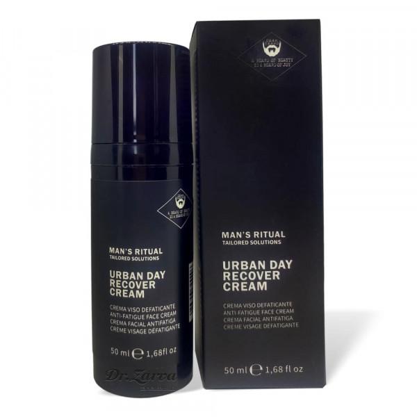 Крем для лица Dear Beard URBAN DAY RECOVER CREAM натуральный 50 мл