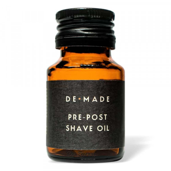 Масло до-после бритья Demade PRE SHAVE & AFTER SHAVE OIL 30 мл