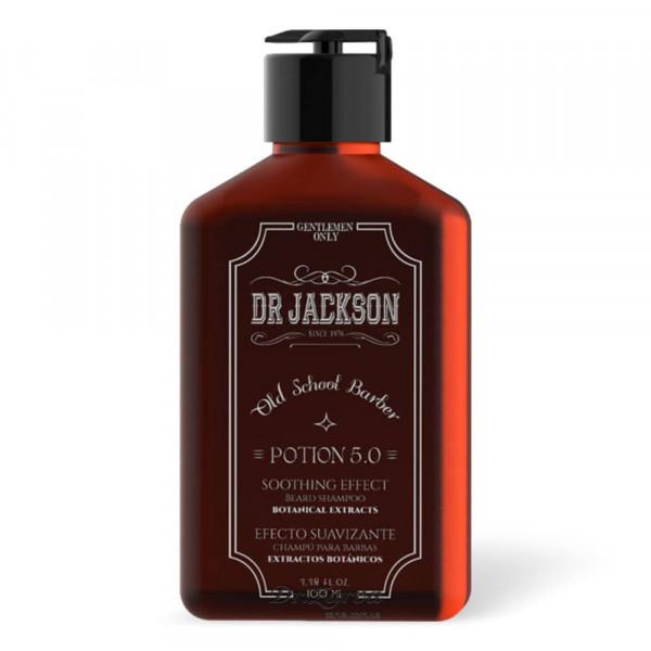 Шампунь для бороды и усов Dr Jackson POTION 5.0 100 мл