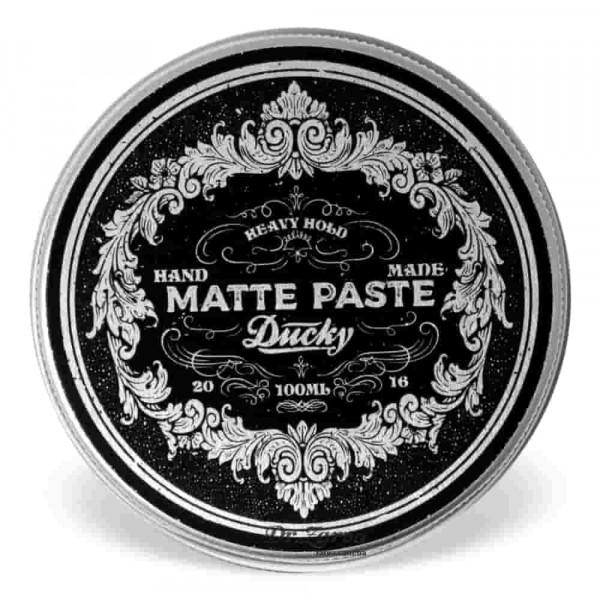Паста для укладання волосся Ducky MATTE PASTE кокос 100 мл