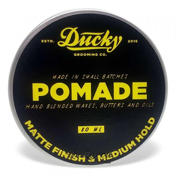 Помада для укладки волос Ducky MATTE POMADE вишня 80 мл