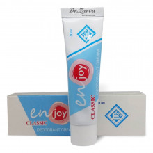 Еко дезодорант крем Enjoy CLASSIC в тюбику 30 мл