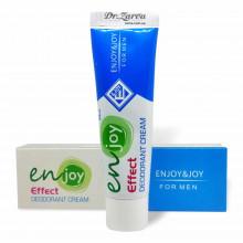 Еко дезодорант крем Enjoy EFFECT FOR MEN в тюбику 30 мл