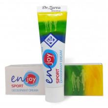 Еко дезодорант крем Enjoy SPORT в тюбику 30 мл