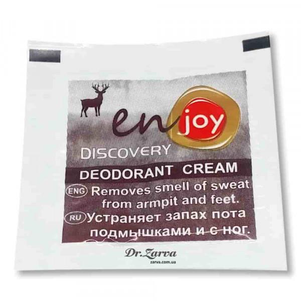 Пробник еко-дезодоранту Enjoy Eco DISCOVERY 1.5 мл