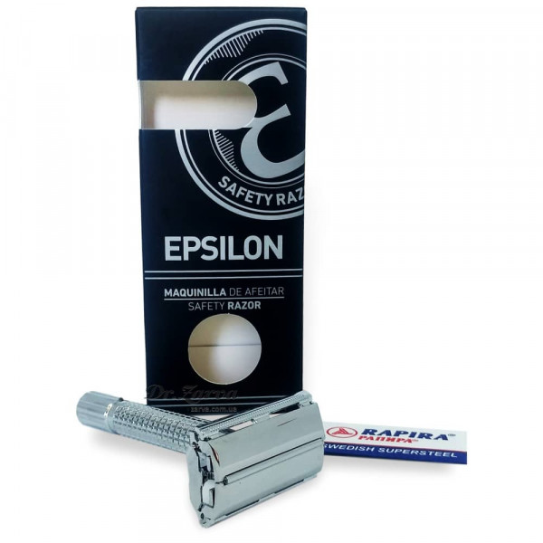 Станок для бритья Т-образный Epsilon BUTTERFLY Safety Razor