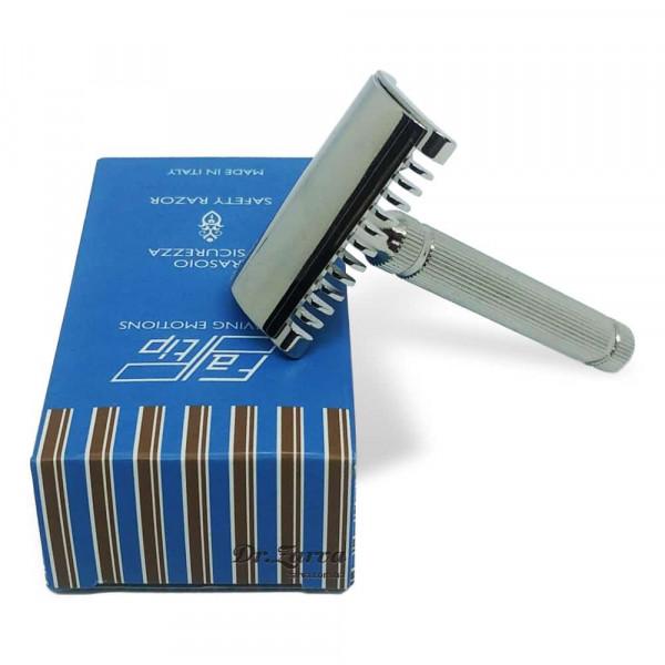 Станок для бритья Т-образный Fatip PICCOLO NICKEL