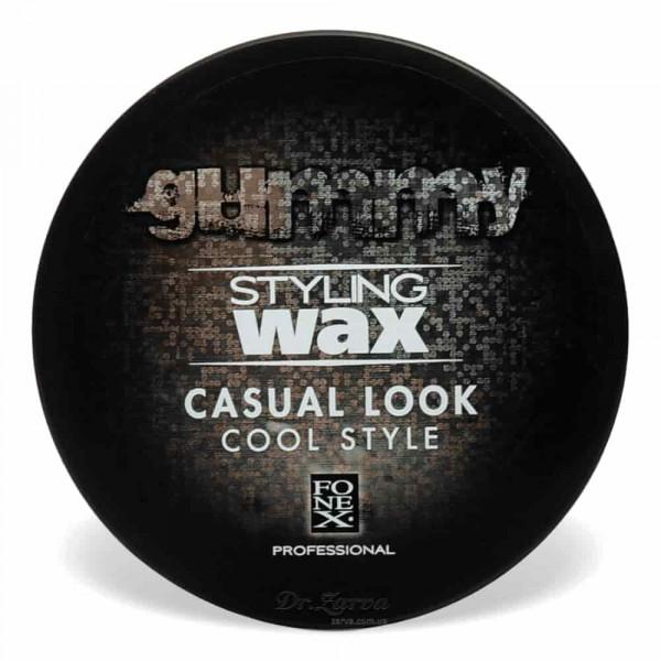 Воск для укладки волос Fonex Gummy Wax CASUAL LOOK 150 мл
