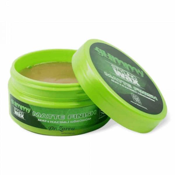 Воск для укладки волос Fonex Gummy Wax MATTE FINISH 150 мл