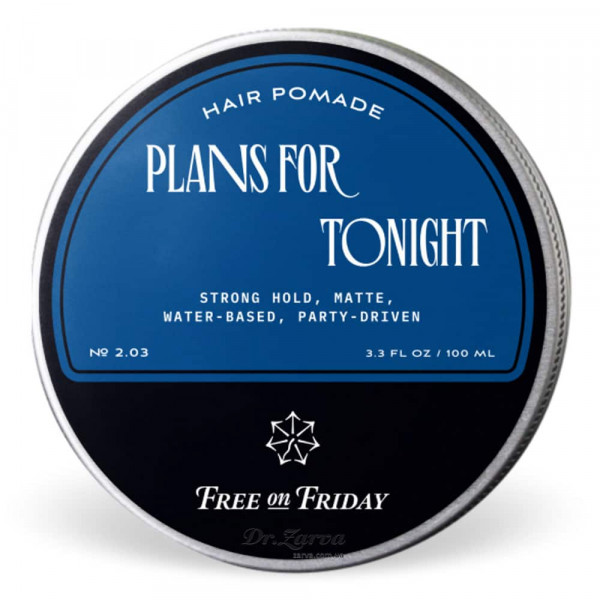 Помада для укладки волос Free on Friday PLANS FOR TONIGHT 100 мл