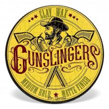 Глина для укладки волос Gunslingers Clay Wax 75 мл