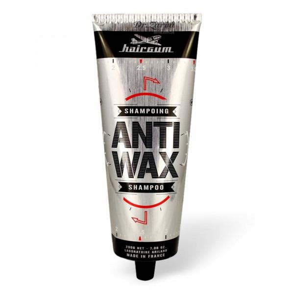 Шампунь анти-воск Hairgum ANTI-WAX Shampoo (для удаления воска с волос) 200 мл