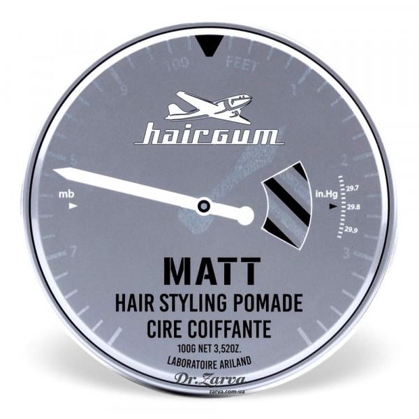 Помада для укладки волос Hairgum MATT POMADE 100 мл