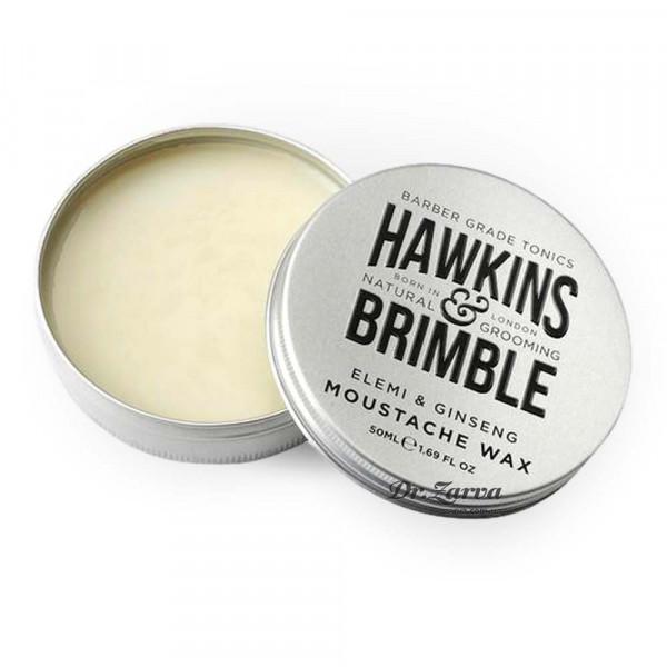 Воск для усов и бороды Hawkins & Brimble MOUSTACHE WAX 50 мл