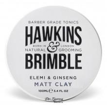 Глина для укладки волос Hawkins & Brimble MATTE CLAY 100 мл
