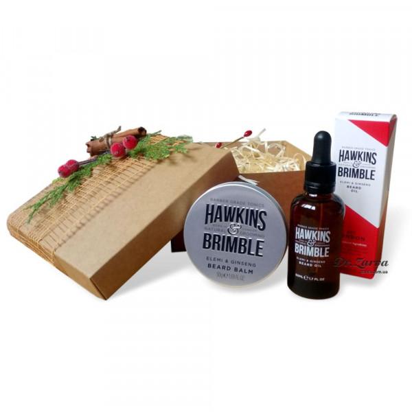 Набор по уходу за бородой Hawkins & Brimble