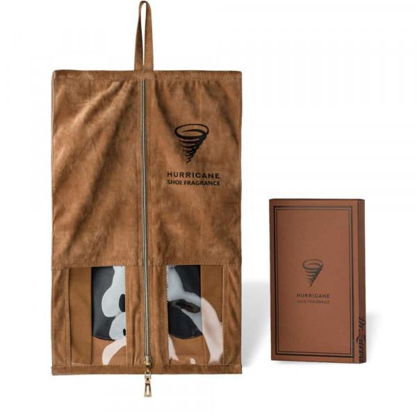 Сумка для обуви Hurricane (ароматизированная) BROWN-PREMIUM