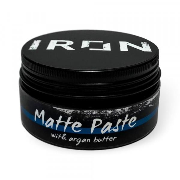 Паста для укладання волосся Iron MATTE PASTE 80 мл