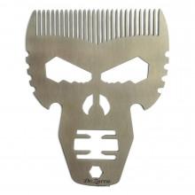 Гребінь для бороди і волосся мультитулов з нержавіючої сталі