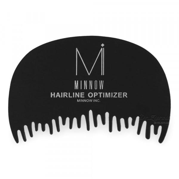 Гребень для использования с пудрой для тонировки седины и скрытия залысин Minnow Hair Optimizer