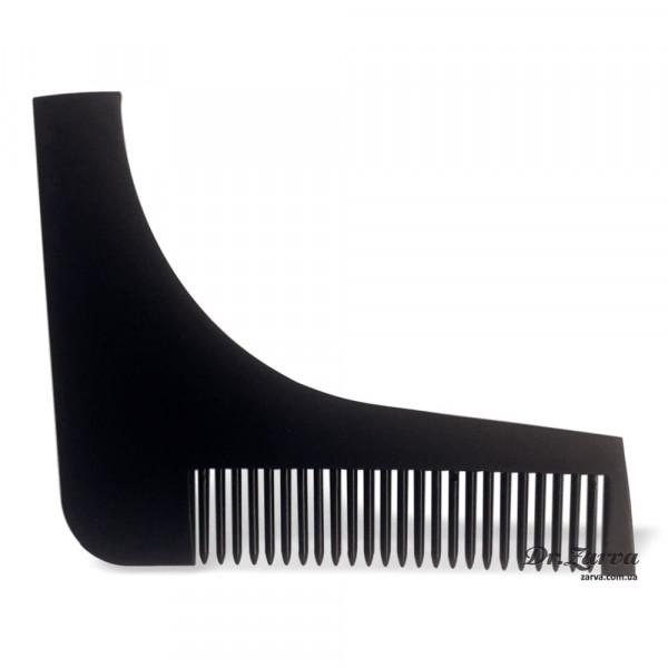Расческа для моделирования бороды SHAPING SHAVING COMB