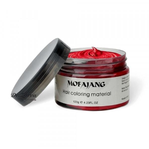 Забарвлюючий крем віск для волосся RED Red Mofajang 120 мл
