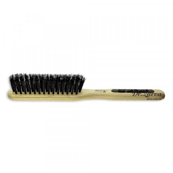 Щітка для бороди і волосся Kent PF06 PURE BRISTLE HAIR BRUSH