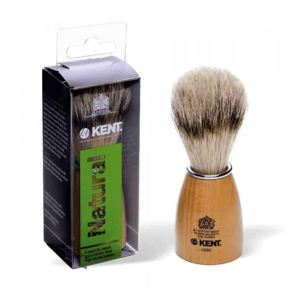Помазок для бритья Kent VS80 Кабан