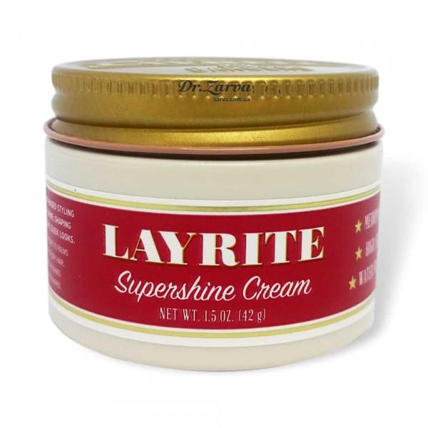 Помада для укладання волосся Layrite SUPER SHINE Hair Cream 42 мл