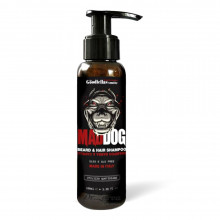 Шампунь для бороды и волос Mad Dog BEARD AND HAIR SHAMPOO 100 мл