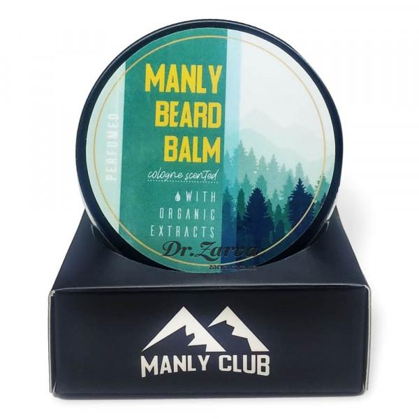 Бальзам для бороды Manly Beard Balm PERFUMED парфюмированный 40 мл